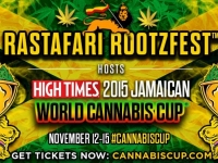 WORLD CANNABIS CUP - Negril Jam 2015