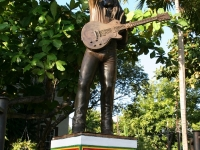 MARCUS GARVEY AND MARLEY MUSEUM - 2009 (JAM)