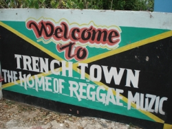 TRENCH TOWN: THE LAND FORGOTTEN - DOCUMENTARIO