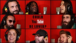COULD YOU BE LOVED A CAPPELLA CANTATA DA ARTISTI DI ISRAELE