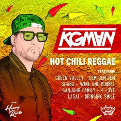 KG MAN - HOT CHILLI REGGAE