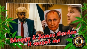 IT WASN'T ME - CANZONE PERFETTA PER SFOTTERE TRUMP - SHAGGY & JAMES CORDEN VIDEO