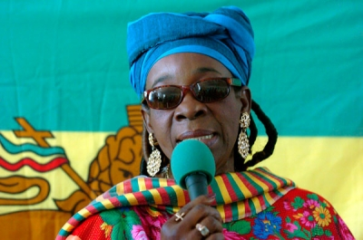 VIDEO RITA MARLEY - PRIMA APPARIZIONE DAL 2016 CON LE I-THREES