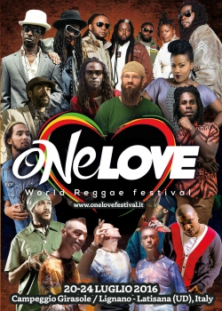 ONE LOVE REGGAE FESTIVAL VIDEO REPORT 2016