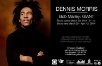 BOB MARLEY: GIANT FOTO & DOCUMENTARIO
