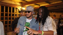 GENERAL LEVY n MILLION STYLEZ @ LIDO FIORE - Reportage