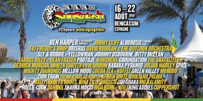 ROTOTOM 25 ANNIVERSARY - STREAMING – SEGUICI SU FB X LE NEWS