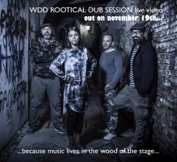 THE ROOTICAL DUBWISE SESSION - WDD MEET MICHELA GRENA NEW SINGLE