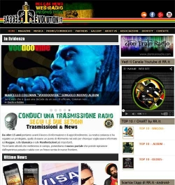 NUOVO PORTALE DI REGGAE REVOLUTION.it
