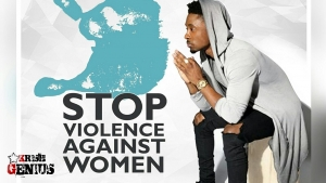 STOP VIOLENCE AGAINST WOMEN - CHRISTOPHER MARTIN
