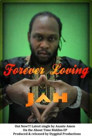 ASANTE AMEN -FOREVER LOVING JAH- ABOUT TIME RIDDIM