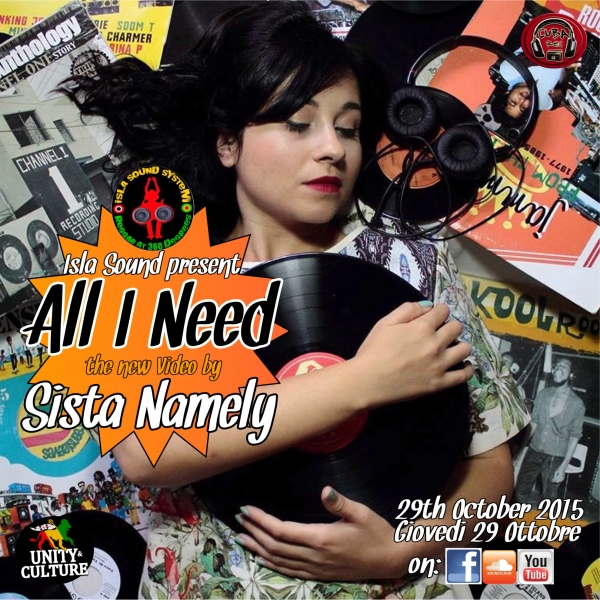 SISTA NAMELY - ALL I NEED