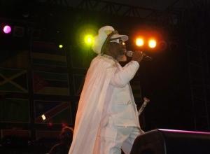 AFRICA UNITE 2008 Jamaica