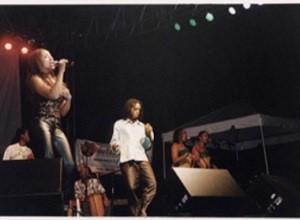 REBEL SALUTE  2004