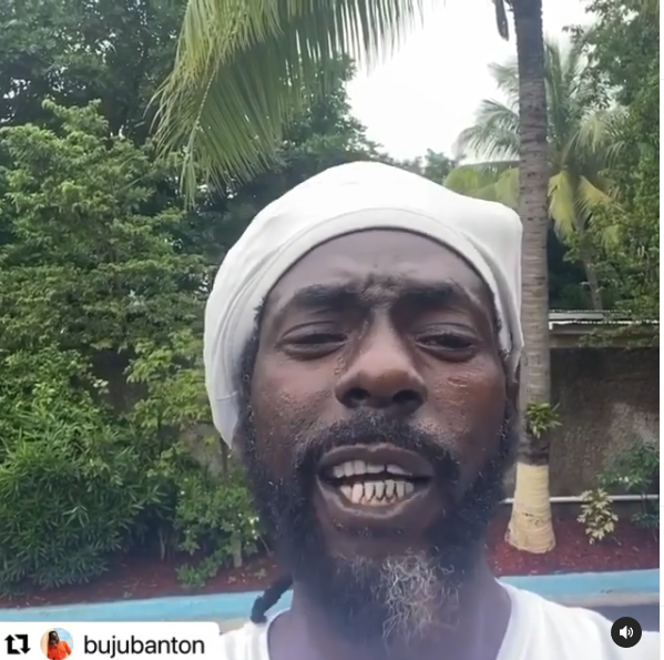 BUJU BANTON no mask