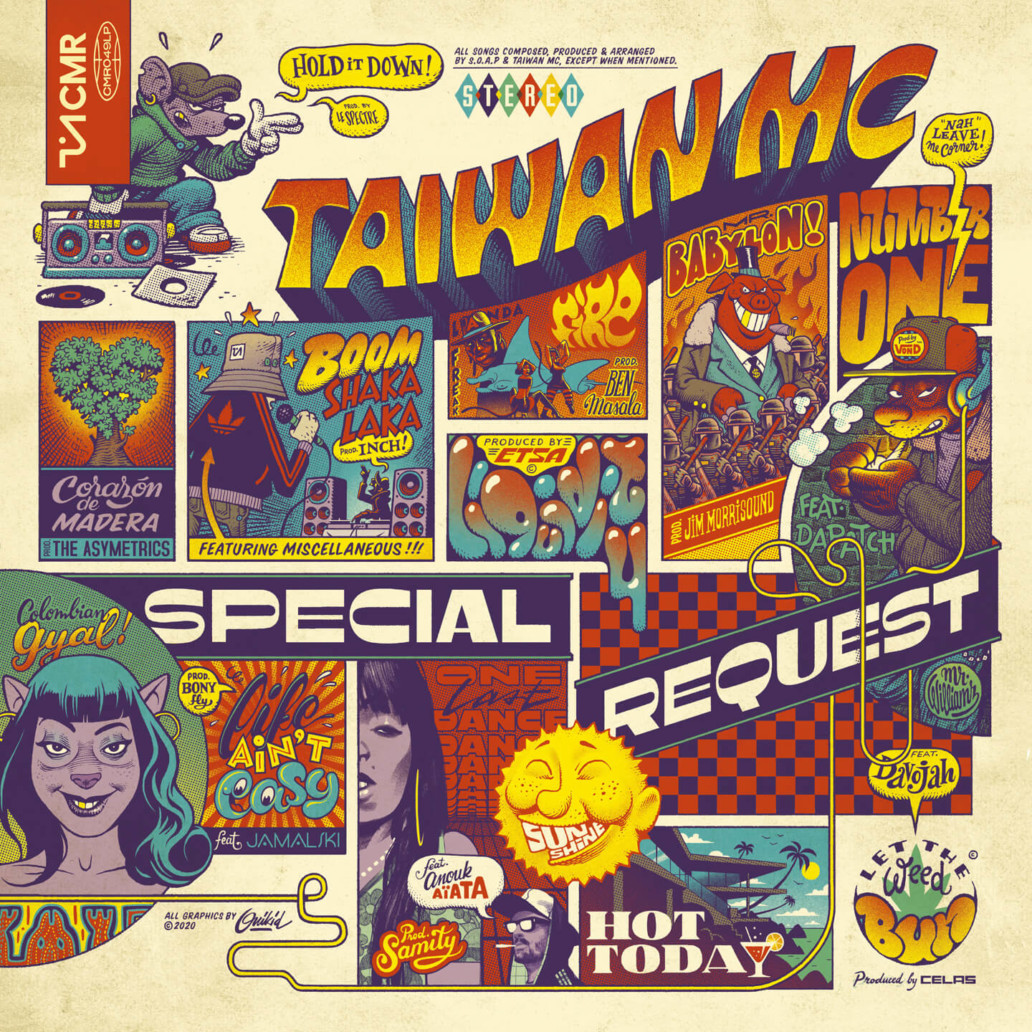 Taiwan MC - Special Request - Run it