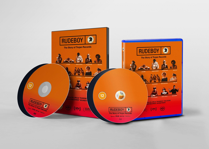 Rudeboy - Trojan Records - Run it