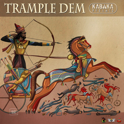 Kabaka Pyramid TRAMPLE DEM