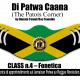 Di Patwa Caana (The Patois Corner)