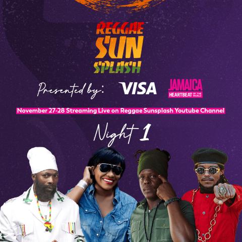 Reggae-Sunsplash 2020 review/recensione