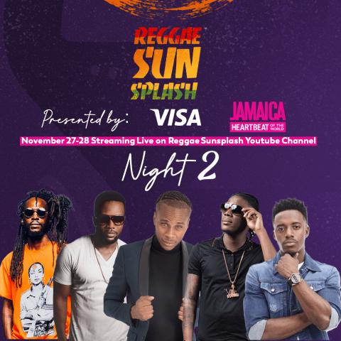 Reggae-Sunsplash 2020 review