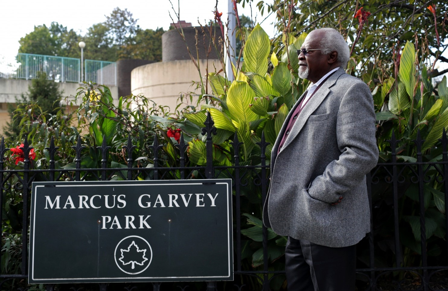 Marcus Garvey Jr die