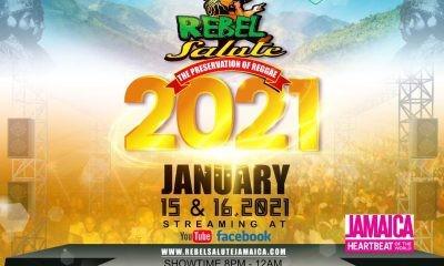 REBEL SALUTE 2021 – IN STREAMING DATE,ORARIO E LINE UP