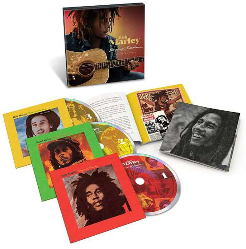 BOB MARLEY: SONGS OF FREEDOM: THE ISLAND YEARS