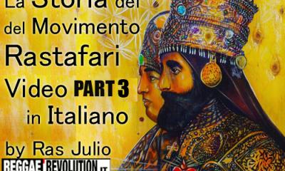 La Storia del Movimento Rastafari ITA Part 3