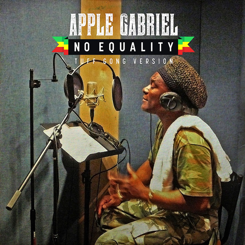 APPLE GABRIEL -NO EQUALITY - VISUAL