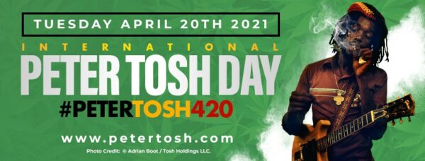 PETER TOSH DAY