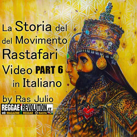 LA STORIA DEL MOVIMENTO RASTAFARI, ITA