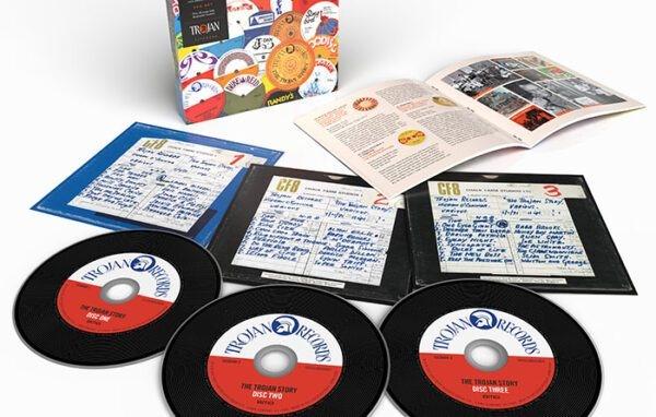 ROJAN RECORDS PER I 50 ANNI RISTAMPA LA RACCOLTA THE TROJAN STORY 1971