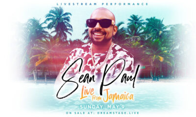 Sean Paul: Live from Jamaica - Live in concert on DREAMSTAGE
