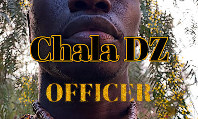 Chala DZ - officer - cover