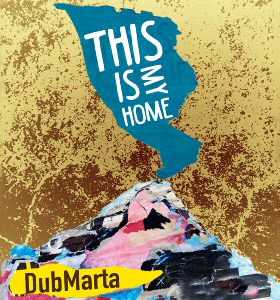 DubMarta-This_Is_My_Home-cover